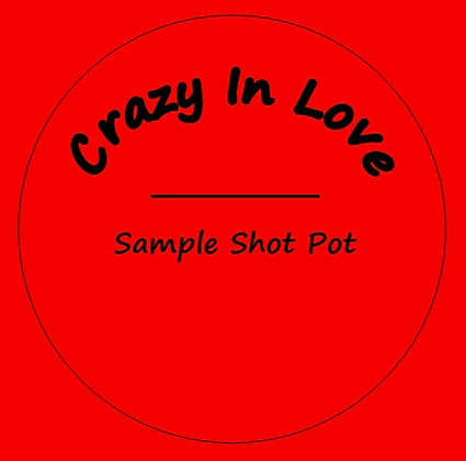 24g Crazy In Love Shot Pot