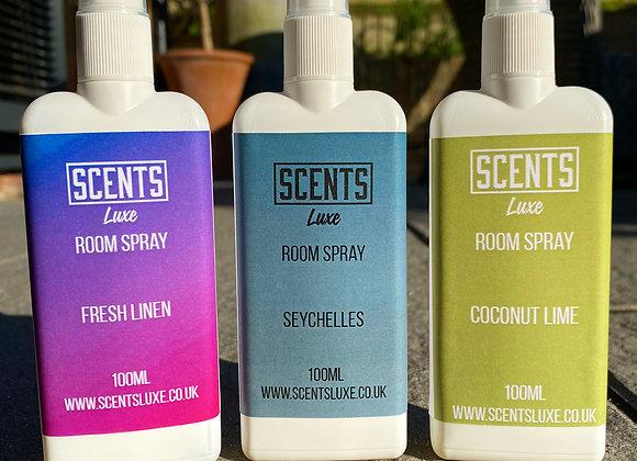 100 ml Room / Linen Sprays
