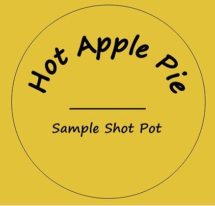 24g Hot Apple Pie Shot Pot