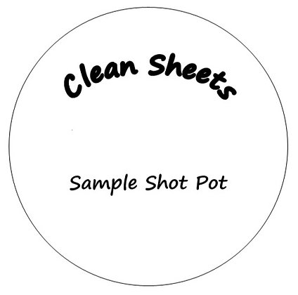 24g Clean Sheets Shot Pot