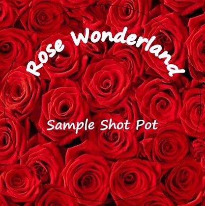 24g Rose Wonderland Shot Pot