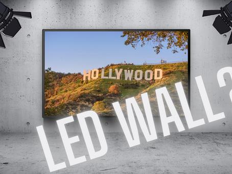LED Wall statt Greenscreen