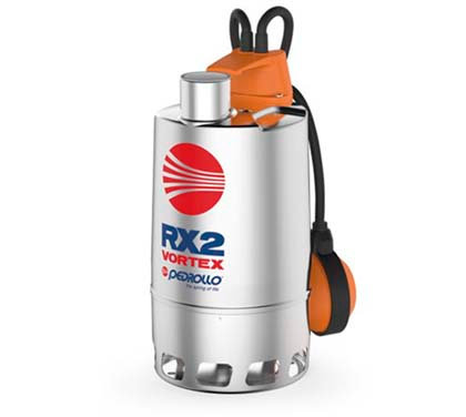 Bombas sumergible para agua sucia Pedrollo