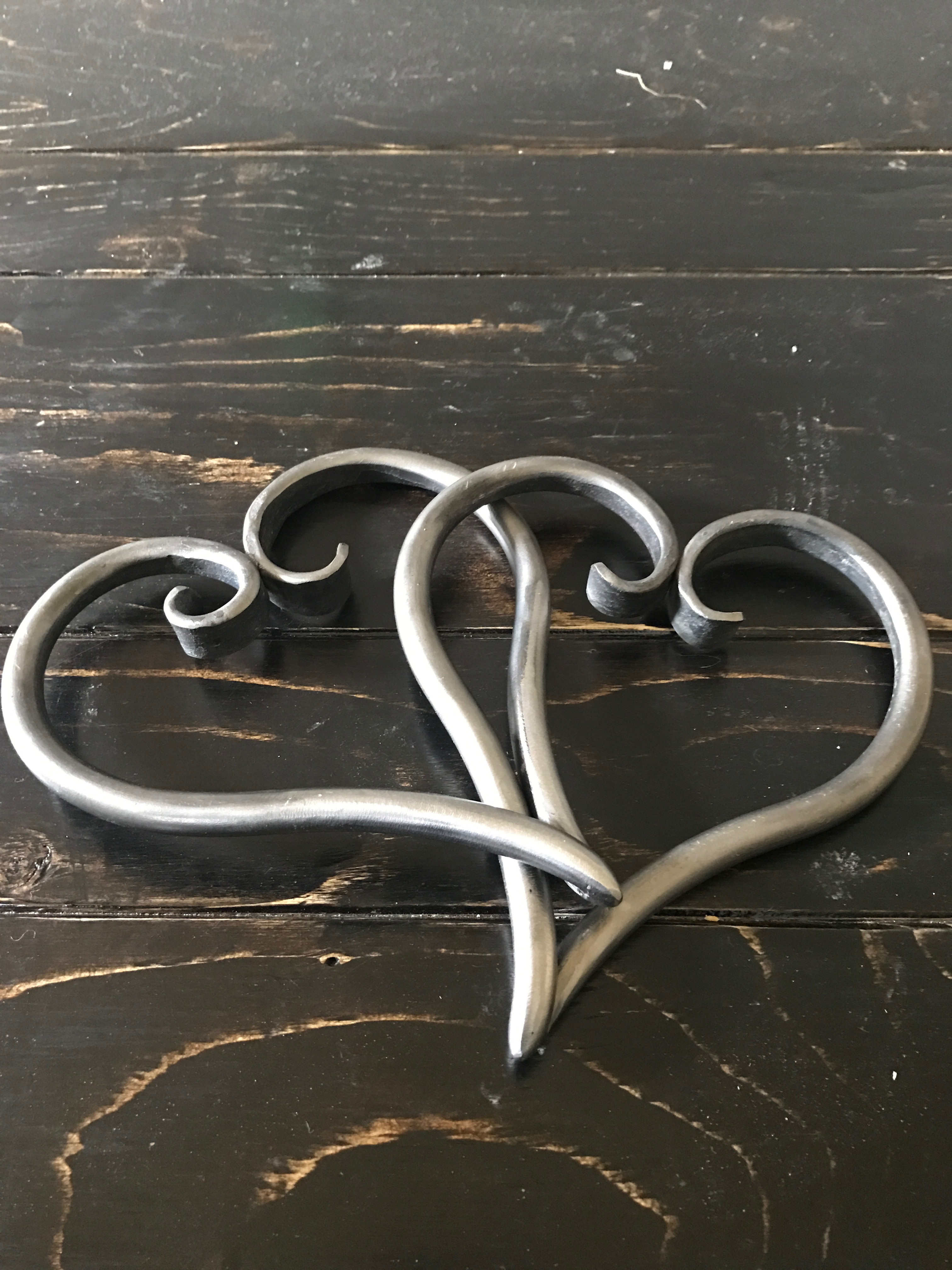 Forged Linked Hearts