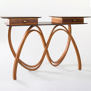 Wave Table Woodwork