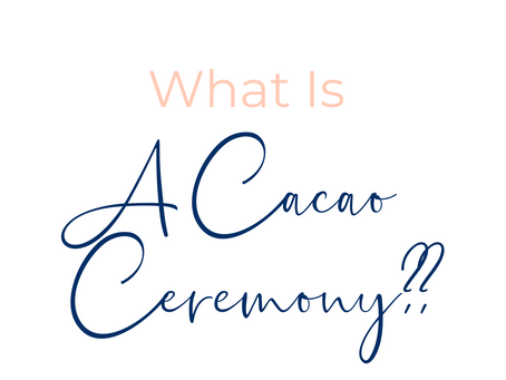 Open Your Heart - Connecting through Cocoa Ceremony