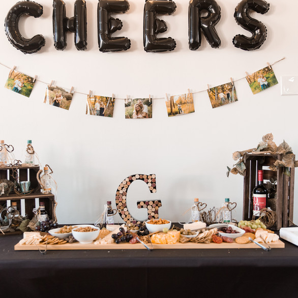 Cheers! Tablescape