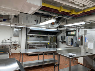 ShapiroCM Completes Kitchen Upgrades for one of NYC's Premier Meal Providers