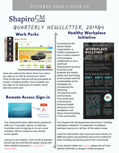 ShapiroCM Oct. 2019 newsletter page 1.pn