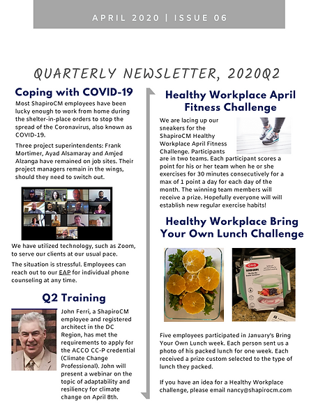_ShapiroCM apr 2020 newsletter - page 1