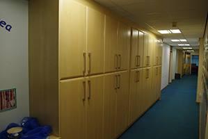 School Storage Units