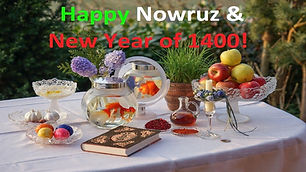 Virtual Social Networking in the Happy Time of Nowruz and the New Year of 1400