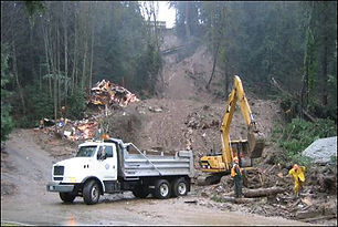 Natural Hazards and Development Permits in the District of North Vancouver – Policy and Risk Management