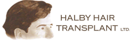 Halby Hair Transplant Logo
