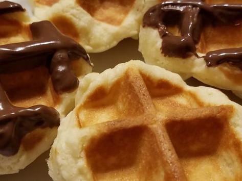 Belgian Waffles - Dessert