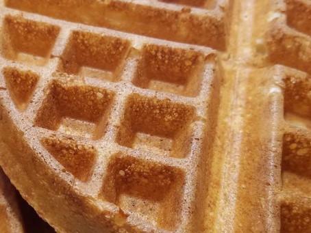 Belgian Waffles - Yeast