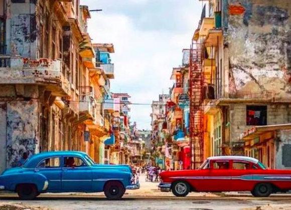 情迷古巴7-8天豪华之旅