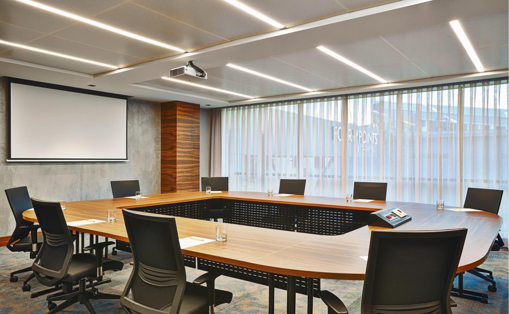 Asia DES Executive Meeting Room