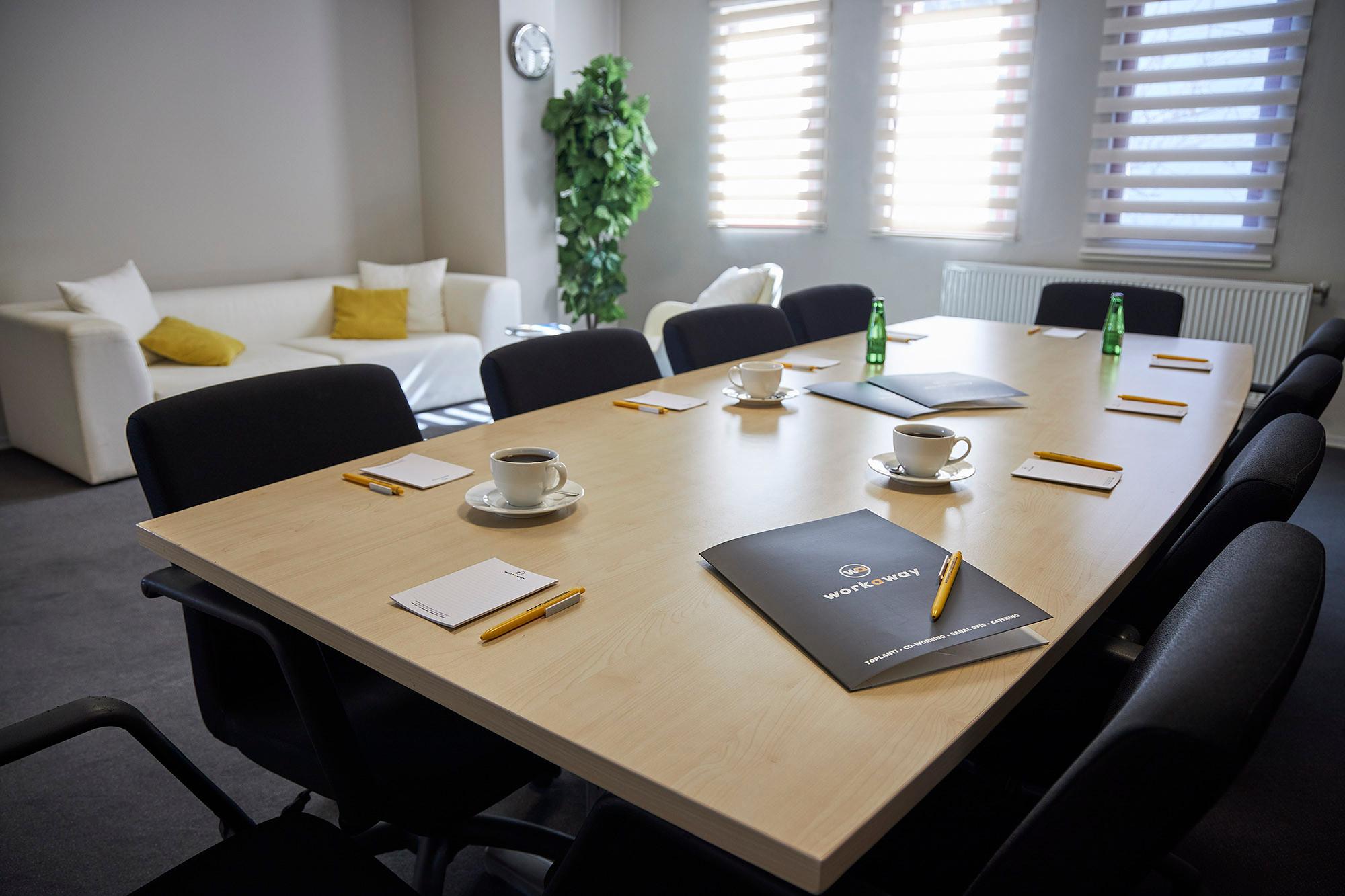 Maltepe Aristo Micro Meeting Room
