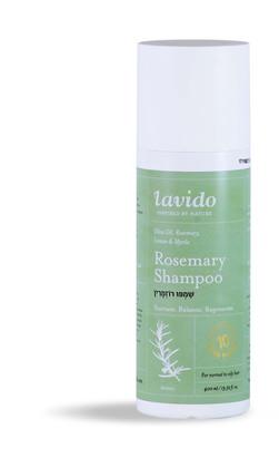 防脫髮迷迭香洗髮露400亳升 Rosemary Shampoo 400ml