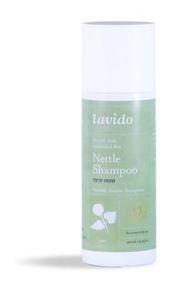 防脫髮蕁麻洗髮露400亳升 Nettle Shampoo 400ml