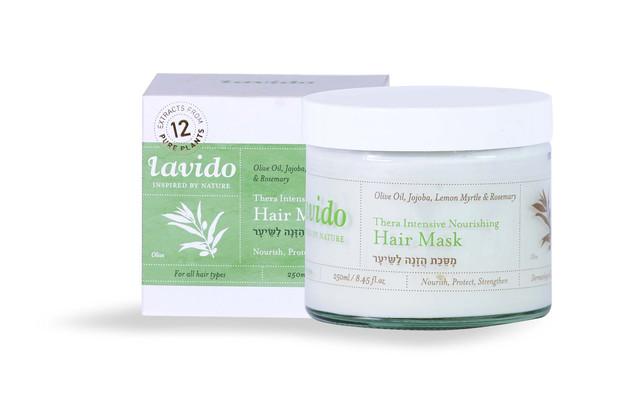 深層修護髮膜(免沖洗) Hair Mask (Non rinse)