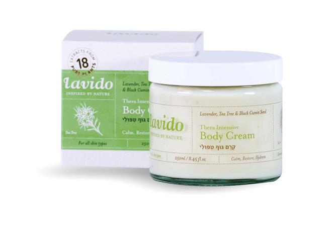 舒緩、回復抗菌潤膚霜 Thera Intensive – Body Cream