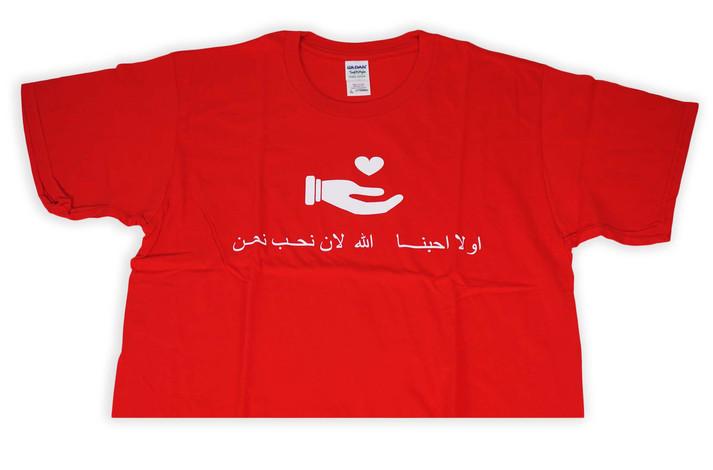 以色列T恤 @$50