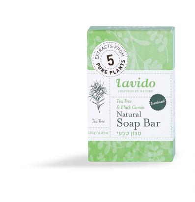 天然手工皂 (茶樹) Natural Soap (Tea Tree)