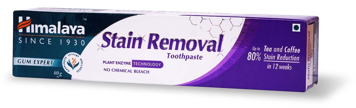 草本去漬牙膏Stain Removal Toothpaste