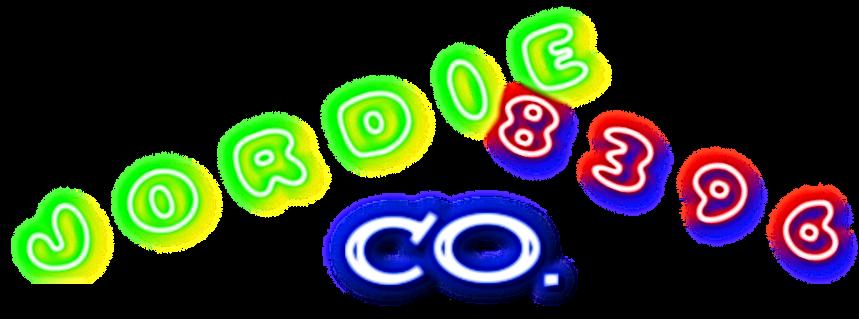 Jordie8396 Co. Logo