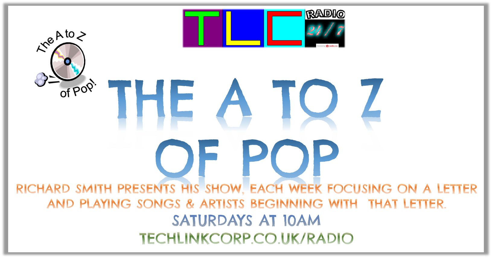 The A to Z of Pop!