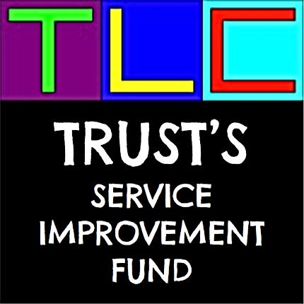 TLC Trust's Service Improvement Fund Logo
