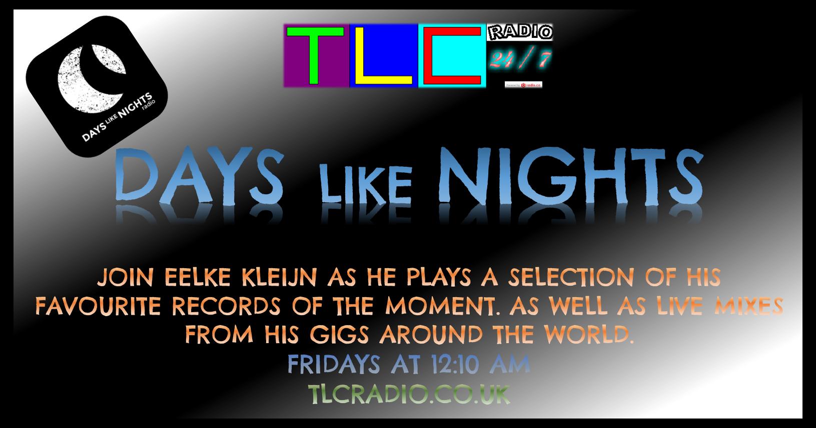 Days Like Nights Radio Show