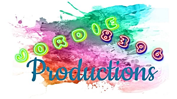 Title card used in videos produced by Jordie8396 Productions