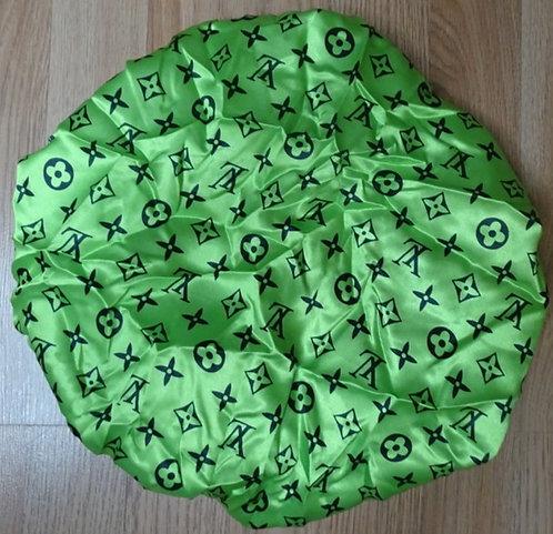 Lime Green LV  Bonnet