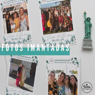 Fotos Imantadas