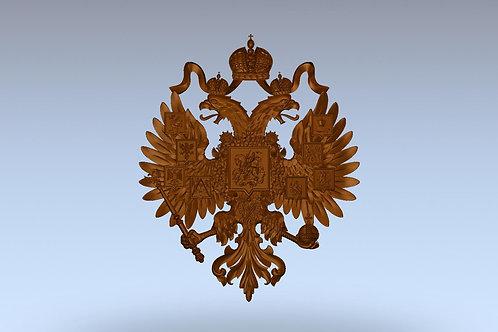 15 Герб России