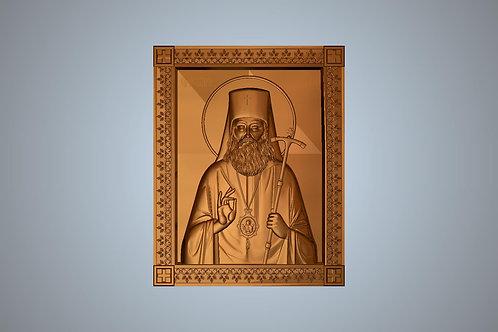 140 Икона Святой Лука 3