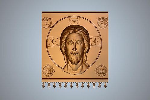 101 Икона полотно Иисус Христос