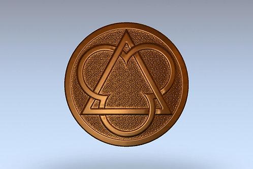 Медальон 3