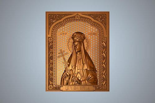 211 Икона Царица Александра
