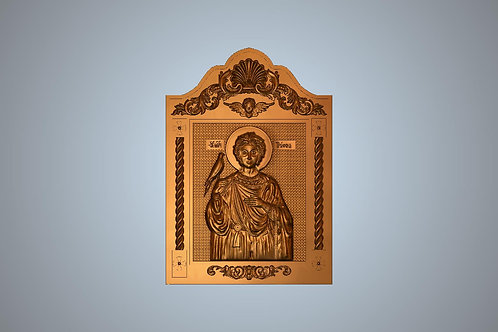 251  Икона св. мученик Трифон1