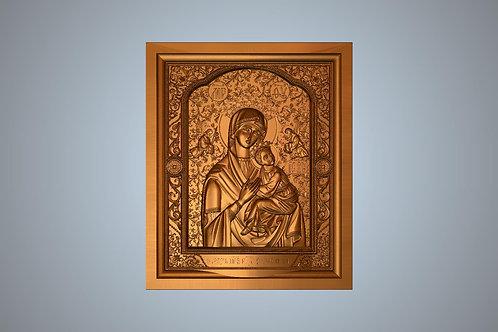 252 Икона Богородица Неустанной помощи Страстная