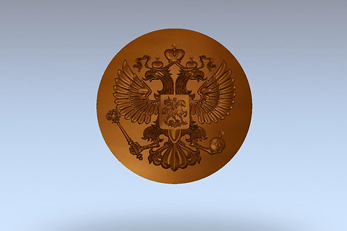 11 Герб России