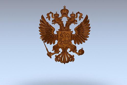 8 Герб России