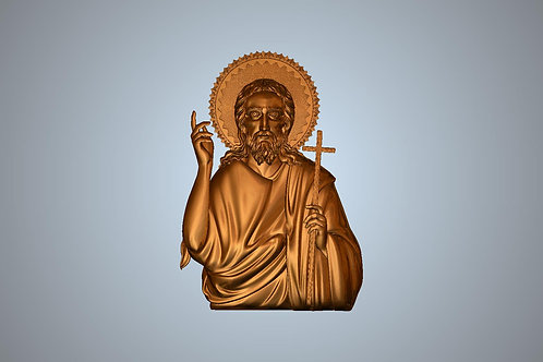 247 Икона Иоанн Креститель