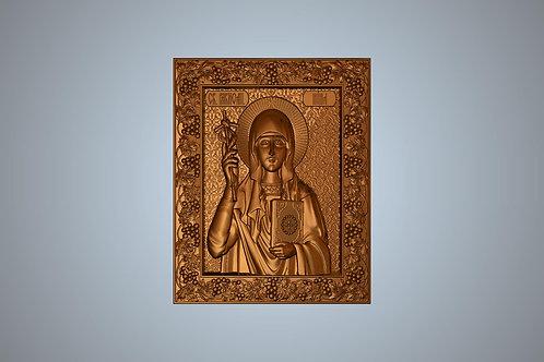 30 Икона Святая Равноапостольная Нина