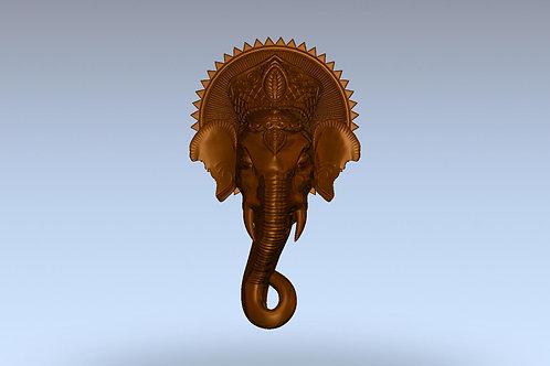 6 Индийский слон