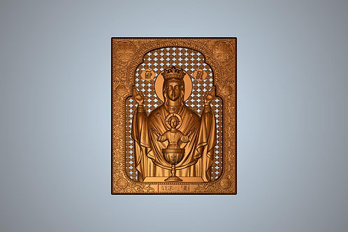 183 Икона Неупиваемая Чаша